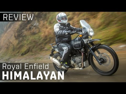Royal Enfield Himalayan :: Video Review