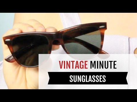 Tips to Check If Your Ray-Bans Are Vintage