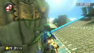 Thwomp Ruins - 1:47.591 - Diogo (Mario Kart 8 World Record)