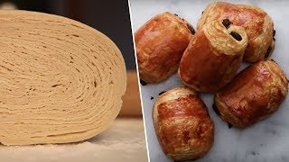 Chocolate Croissants Review- Buzzfeed Test #117