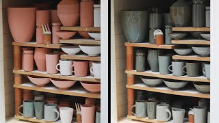 Packing a Kiln Load of Pottery and Gas Firing in Reduction — Narrated Version
