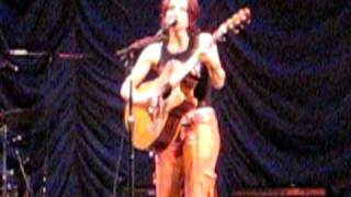 Ani Difranco Angry Anymore Tampa Theater March 20, 2009