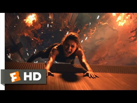 Jupiter Ascending (2015) - You Begged Me to Do It Scene (9/10)   Movieclips