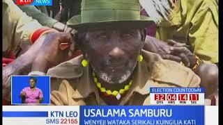 Wenyeji Samburu wataka serikali kuhakikisha amani baada ya visa vya ukosefu usalama