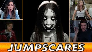 PACIFY Top Twitch Jumpscares Compilation (Horror Game) | Funny Moments & Gameplay