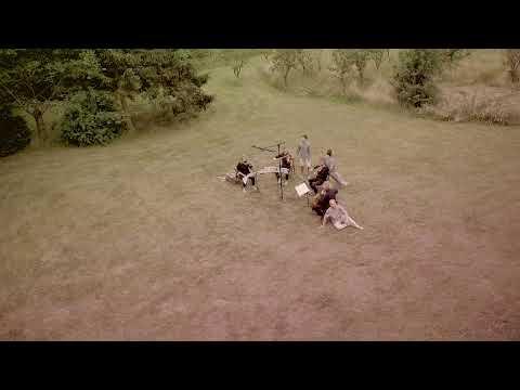 """Henryk Mikołaj Górecki - """"Już się zmierzcha"""" - Andrzej Mańkowski, NeoQuartet, Morand Dance Group"""