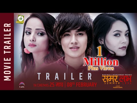 Nepali Movie Summer Love Trailer