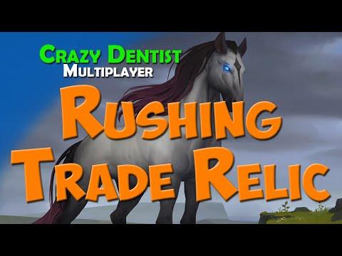 Rushing Trade Relic | Horse clan 3v3 | Northgard