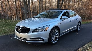 2017 Buick Lacrosse – Redline: Review