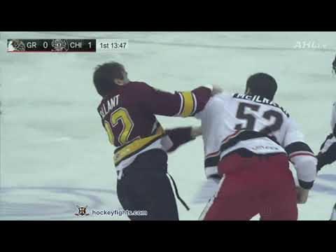 Alex Gallant vs. Dylan McIlrath