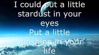 Mika e Chiara - Stardust (versione Live con testo)