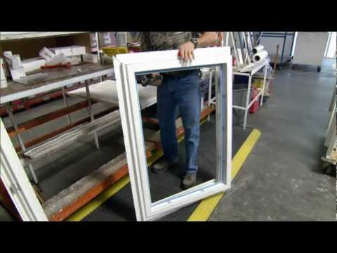 This is a very good video to watch and see how your vinyl replacement windows will be made.