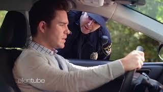 Ellen Previews The New Alexa Backseat Driver