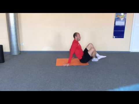 Укрепление мышц спины. Поясница.Грыжа диска. Часть 3.1