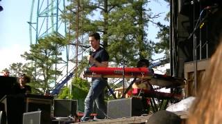 Andy Grammer - Slow  Sixflags, NJ 6/3