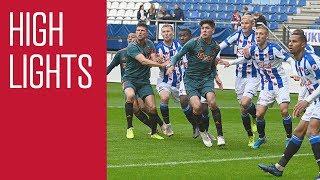 Highlights sc Heerenveen - Ajax | Oefenduel