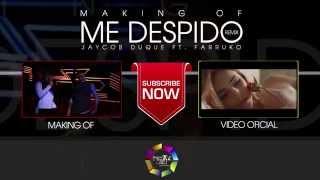 [Rewind] Jaycob Duque Ft. Farruko - Me Despido (Official Remix)