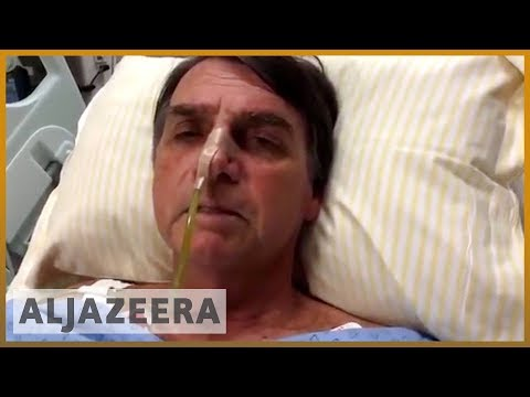 🇧🇷 'Brazil's Trump' leads polls ahead of vote after stabbing | Al Jazeera English