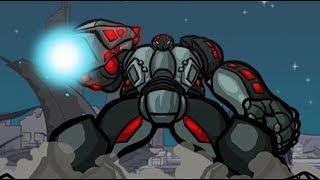 Age of war 2: God's Wraths vs Voltornator