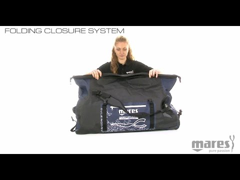 Mares Ascent Dry Duffle Bag – Where Style Meets Functionality