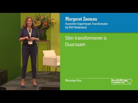 Slim transformeren is duurzaam