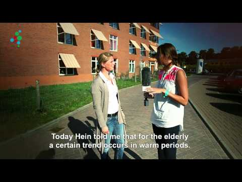 Climate TV: Heat and the elderly