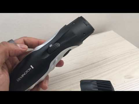 Remington Barba Beard Trimmer Review