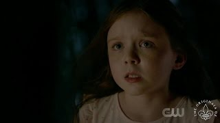 The Originals 4x07 Hope frees Marcel. Marcel saves Hope. Keelin saves Freya