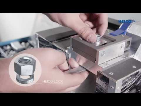 HEICO Fastening Systems • Mobile Junker Vibration Test