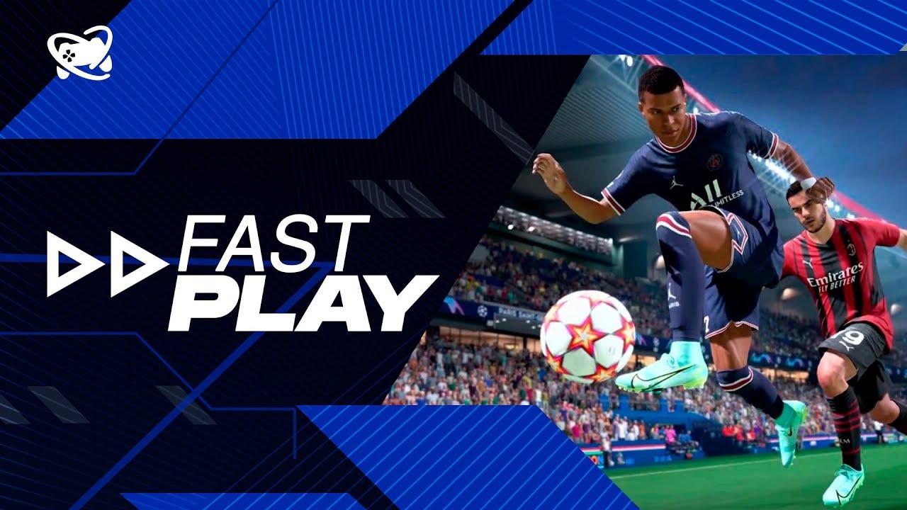 Fast Play (13/10): FIFA exige U$1 bilhão para renovar com a EA Sports e mais