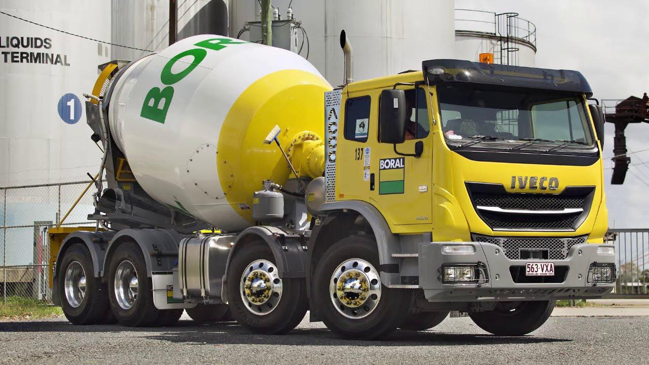 The ACCO - Australia's most popular vocational truck model