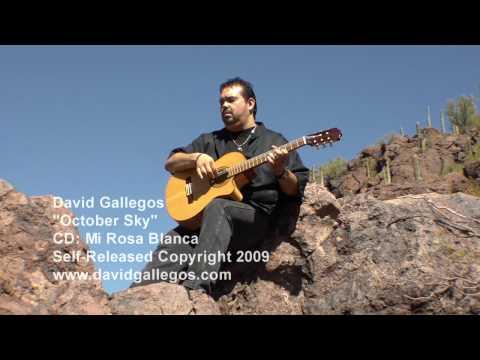 David Gallegos - October Sky
