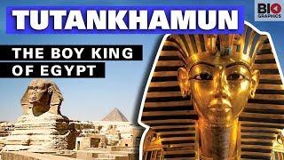Tutankhamun: The Boy King of Egypt