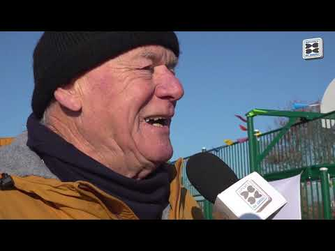 Voorzitter Gerard Frijling trots op jeugd van Grou