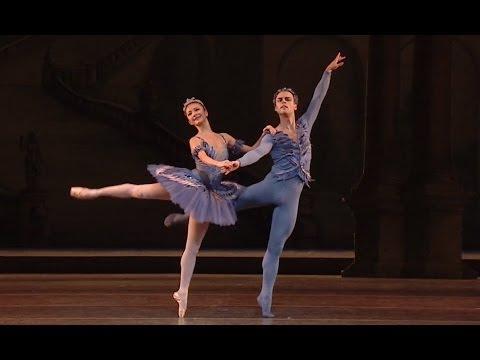 The Sleeping Beauty – Bluebird and Princess Florine pas de deux (The Royal Ballet)