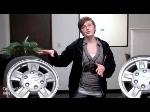 Lumina Rims & Lumina Wheels - Video of Chevrolet Factory, Original, OEM, stock new & used rim Co.
