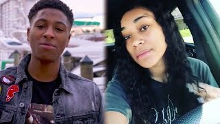 NBA YoungBoy Says Jania Is Pregnant And He's Going To Be With Her When Case Drop