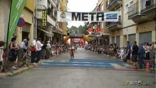 preview picture of video 'Gran Fondo Siete Aguas 2012'