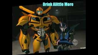 Transformers Prime Jack Miko & Raf AMV: Good Time - YouTube