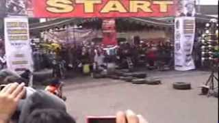 preview picture of video 'drag bike Ninja Tulungagung'