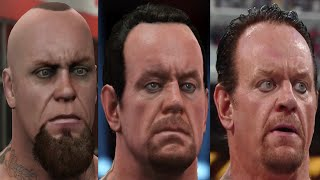 WWE 2K16 Ultimate Comparison Vs 2K15 Real Life Face Graphics Screenshot