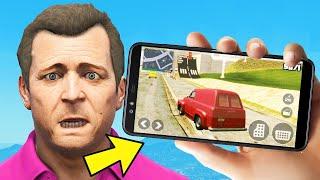 Версия GTA 5 для Слабых ПК и ТЕЛЕФОНОВ (+Ссылка скачать): Скачать и установить ГТА 5 на Android