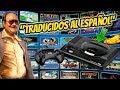Todos Los Videojuegos De Sega Mega Drive Traducidos Al