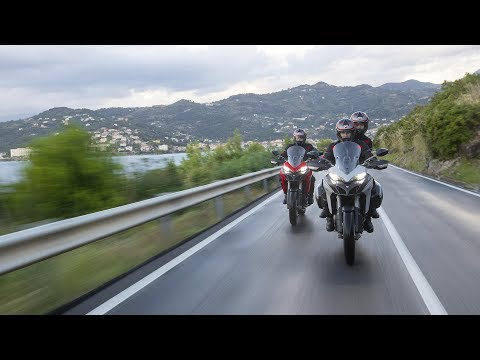 2020 Ducati Multistrada 950 in Oakdale, New York - Video 1