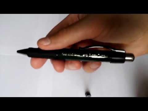 Шариковая ручка Faber Castell Grip Plus Ball.