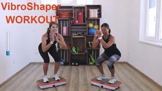 VibroShaper - Ganzkörpertraining | 10 Min. Workout zum Mitmachen | MediaShop.TV