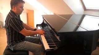 K. Jarrett - Danny Boy (transcribed & performed by Uwe Karcher)