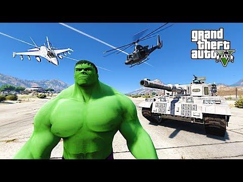 Gta 5 Mods Hulk Vs Abomination Gta 5 Mod Gameplay - 043Media us