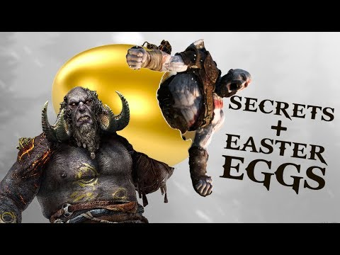 God of War – Top 10 Easter Eggs & References