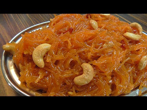 Perfect Semiya Kesari Recipe
